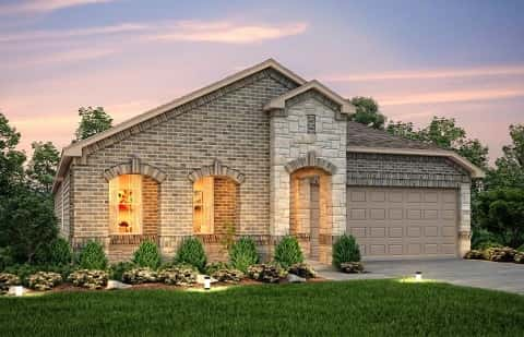 The Tyler Plan by Centex Homes