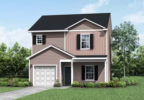 The Cumberland by LGI Homes