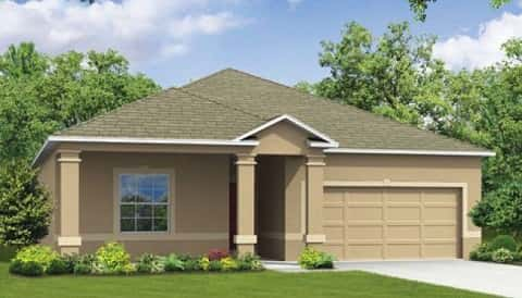 The Avella by Maronda Homes