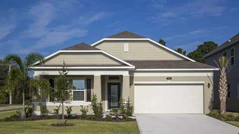 The Fairfield Plan by Maronda Homes