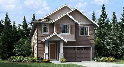 The Aspen Plan by Lennar