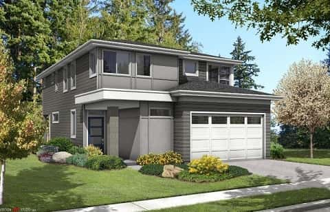 Plan 2230 by Lungren Homes