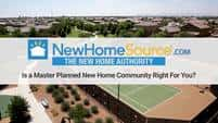 Is a Master-Planned New Home Community for You?