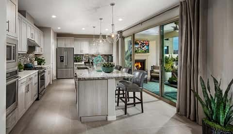 Residence 3 by TRI Pointe Homes at Talus at Weston in Santee, California. Image courtesy of TRI Pointe Homes.