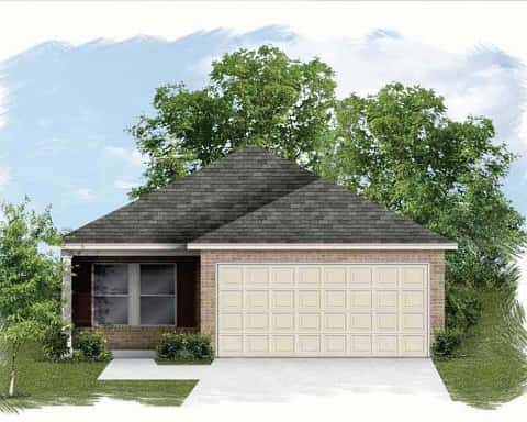 Plan R1325 by Legacy Homes