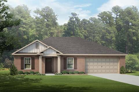 The Roanoke Plan by Legacy Homes