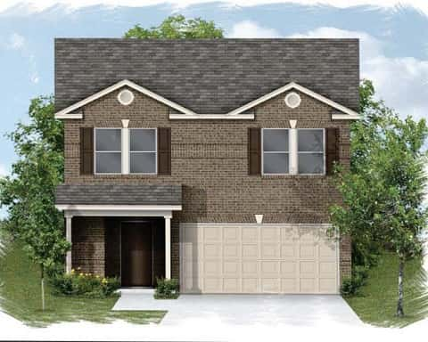 Plan T2325 by Legacy Homes