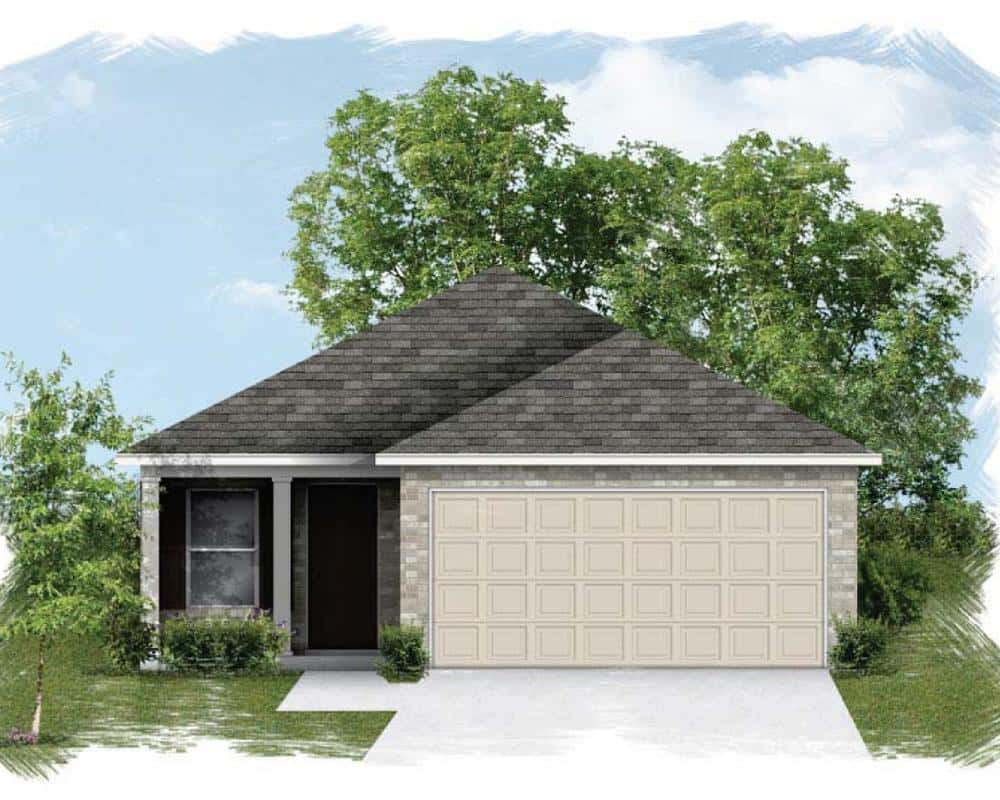 Plan R1750 by Legacy Homes