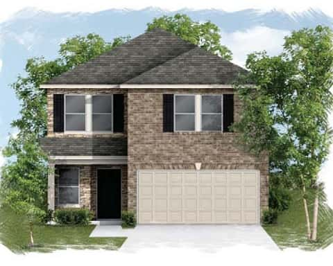 Plan T19000 by Legacy Homes