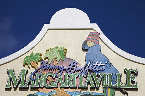 Jimmy Buffett's Margaritaville, Grand Turk, Caribbean. This bar, restaurant and adult playground is just steps from the cruise ship terminal on Grand Turk Island. It seats up to 500 people and serves 52 flavors of margarita. Buffett is creating Margaritaville-themed retirement communities.