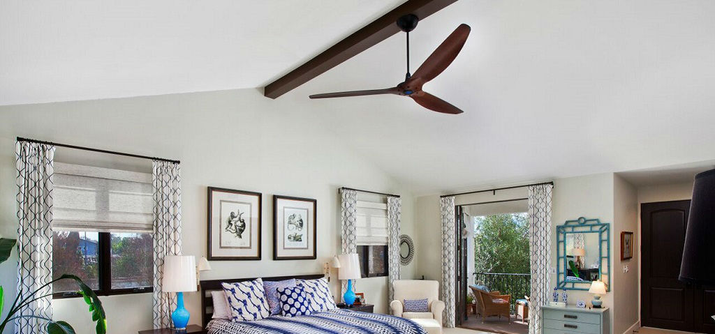 Stylish high tech ceiling fans plaunched in 2012 the haiku ceiling fan is the first that big aloadofball Image collections