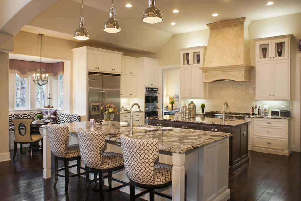 The most popular new home upgrades for New model kitchen